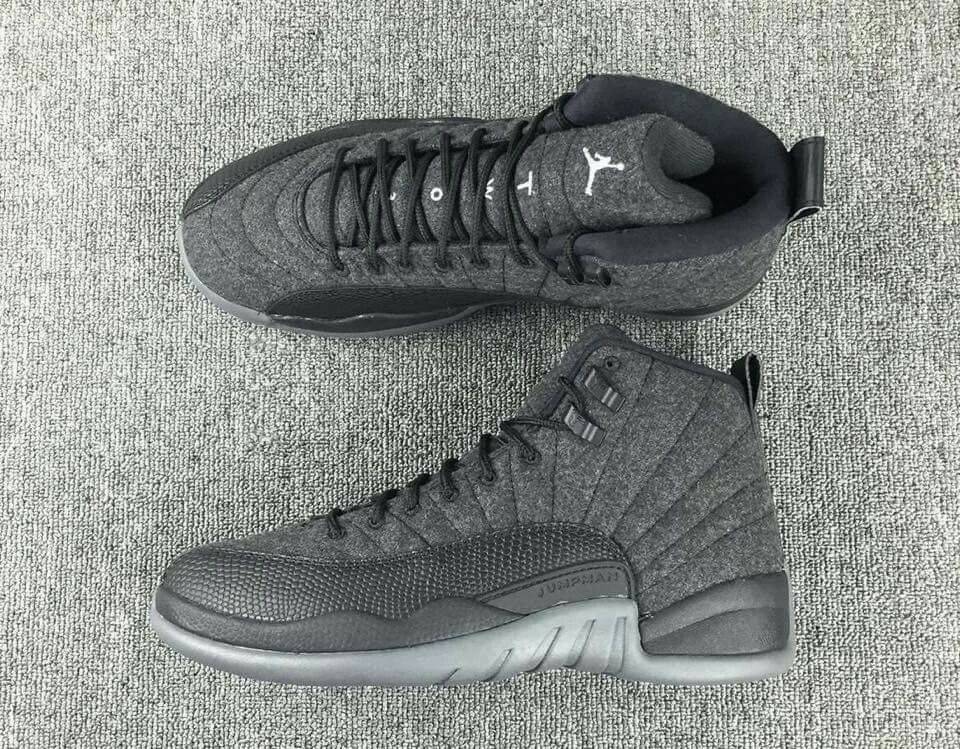 fd891c32a7a1b5 Better look at the Air Jordan 12