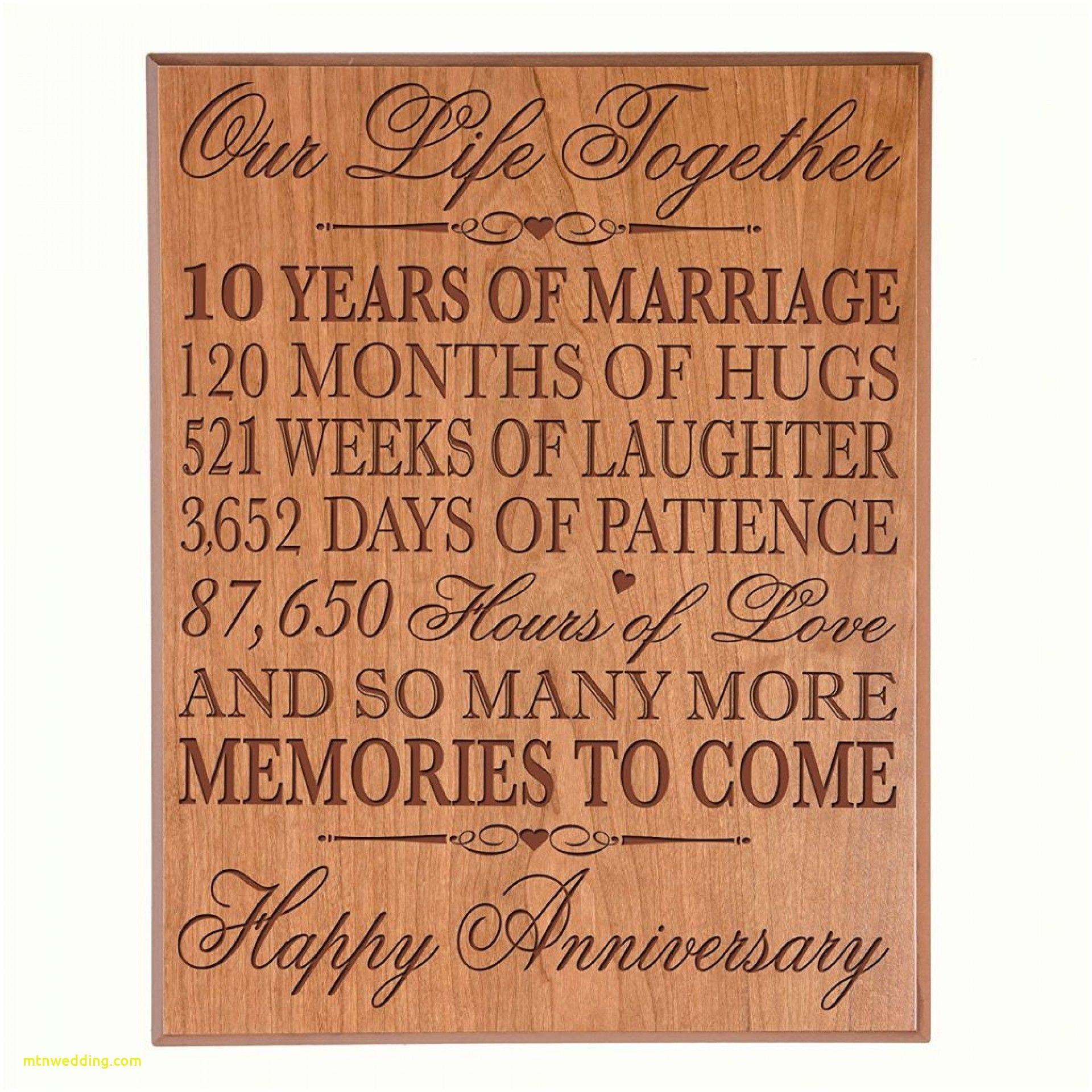 Beautiful 10 Year Wedding Anniversary Decoration Ideas Check More At Http Anniversary Gifts For Parents 20th Anniversary Gifts 10 Year Wedding Anniversary Gift