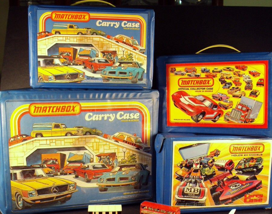 I see Matchbox cars and I instantly think of my patient