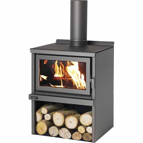 Kent Murchison Wood Fire 18kw Output Black Mitre 10 Wood