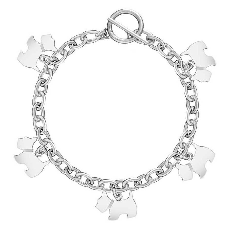 Bracelet à charms Agatha