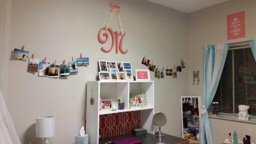 Attractive FAU Dorm Room Desk Hutch