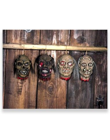 Might be good for a Franken lab Halloween/Fall Pinterest - halloween scene setters decorations