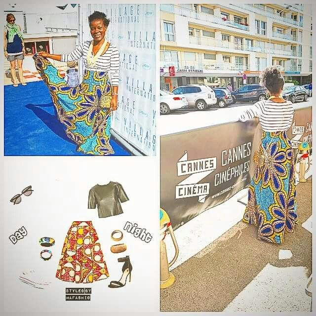 Kamanga wear a zambian fashion label