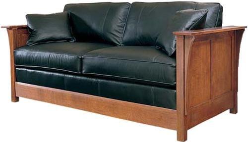 Stickley Furniture   Prairie Sofa U0026 Sofa Beds