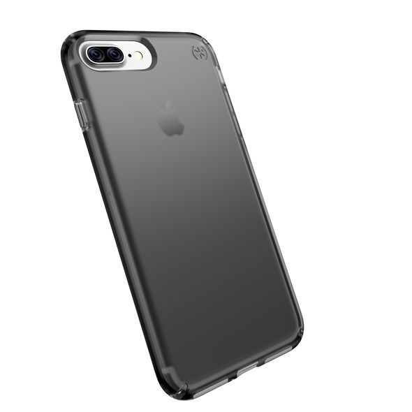 PRESIDIO CLEAR IPHONE 7 PLUS CASE- ONYX BLACK