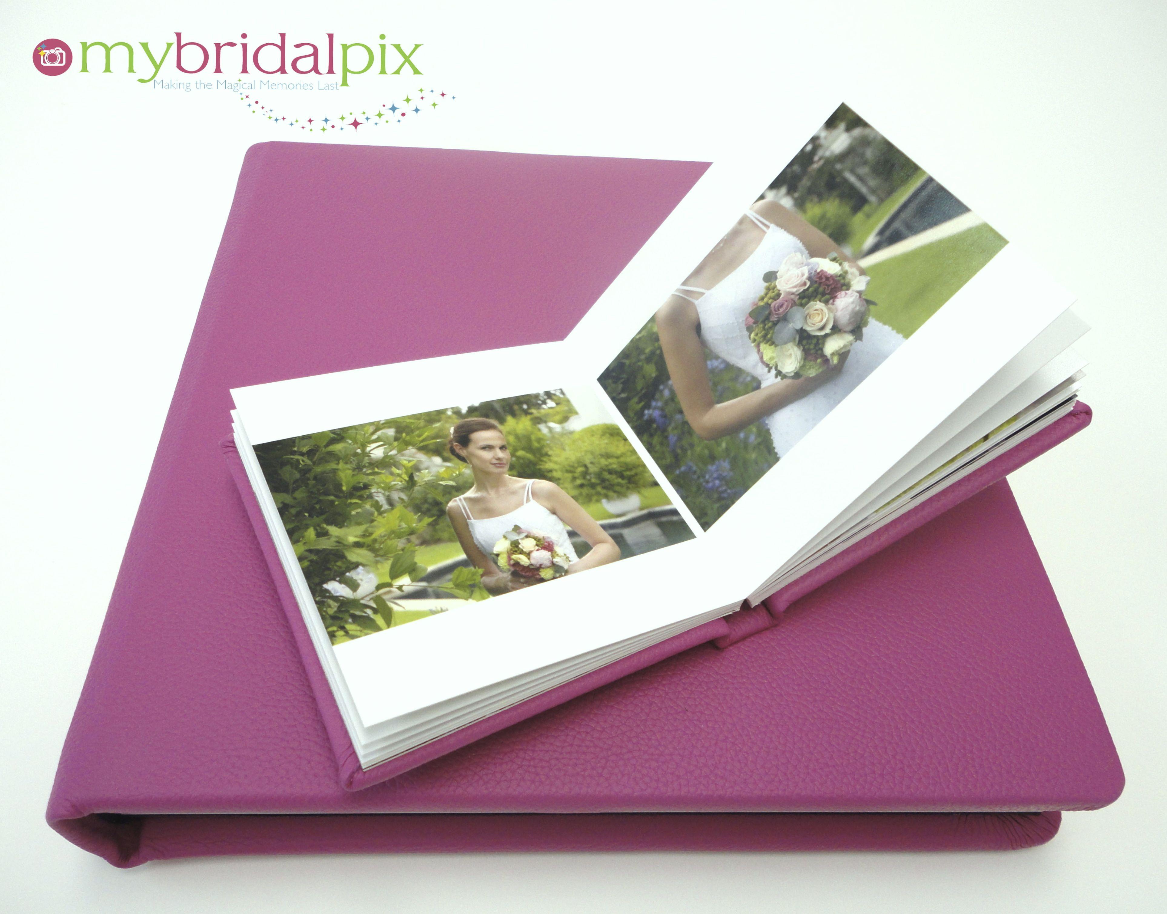 Diy weddingalbums premium quality albums direct to brides