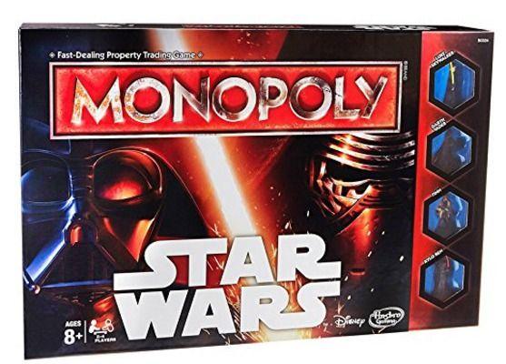 Monopoly. Star Wars