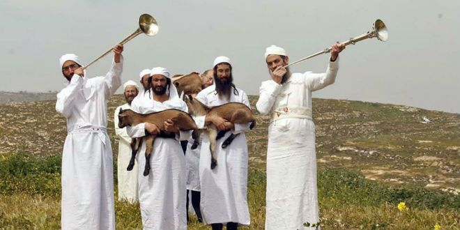 """Most """"Accurate, Authentic"""" Reenactment of Passover Sacrifice in ..."""
