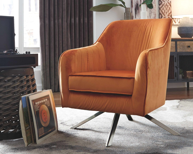 Hangar Accent Chair Orange Accent Chairs Orange Accent Chair