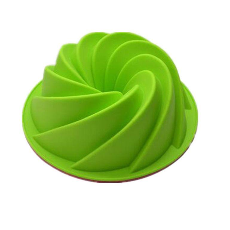 Best Selling Large Silicone Bundt Cake Pan 100 Food Grade Silicone 3d Silicone Cake Molds Cake Molds Silicone Bundt Cake Pan Diy Baking