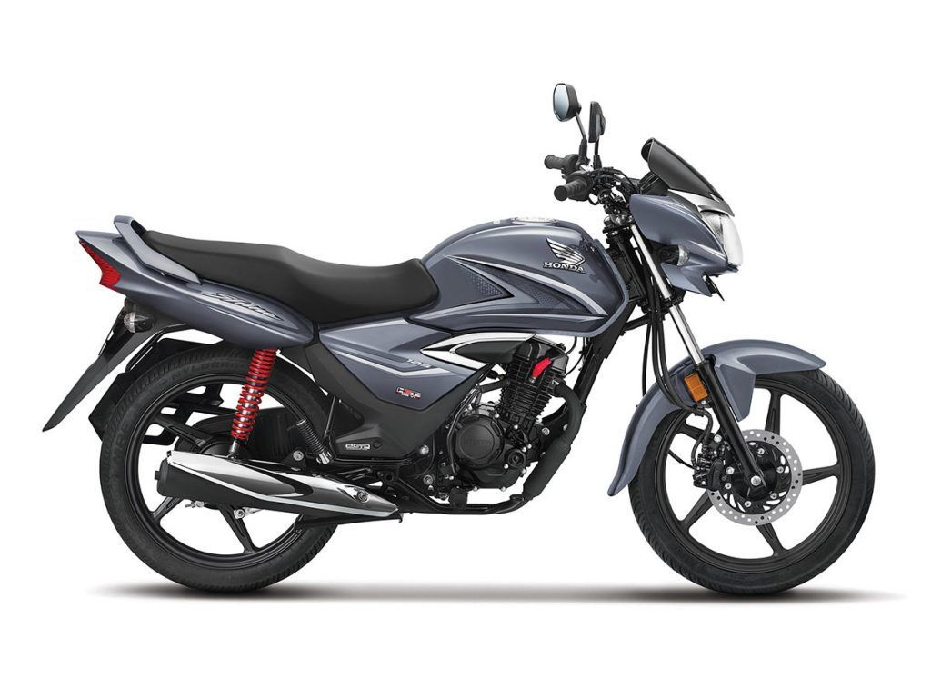 Bs6 Honda Shine 125 Launched At Rs 67 857 In 2020 Honda S