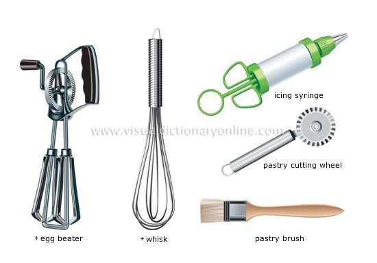 Baking Utensils 1 Image Baking Utensils Kitchen Utensils List