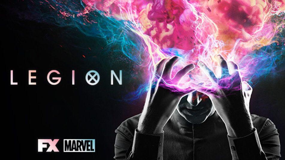 Legion Marvel Stream