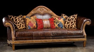 Country western furniture decor