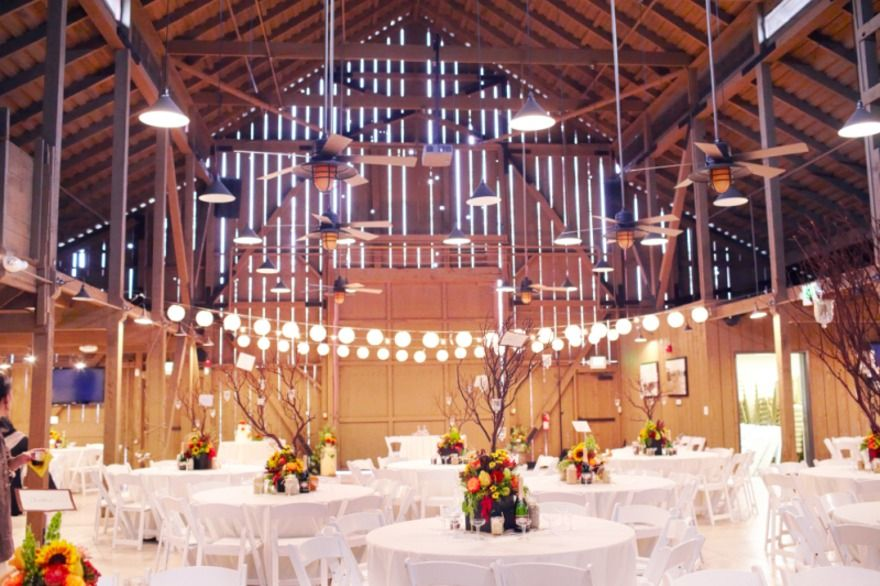 Camarillo ranch house california wedding venues barn