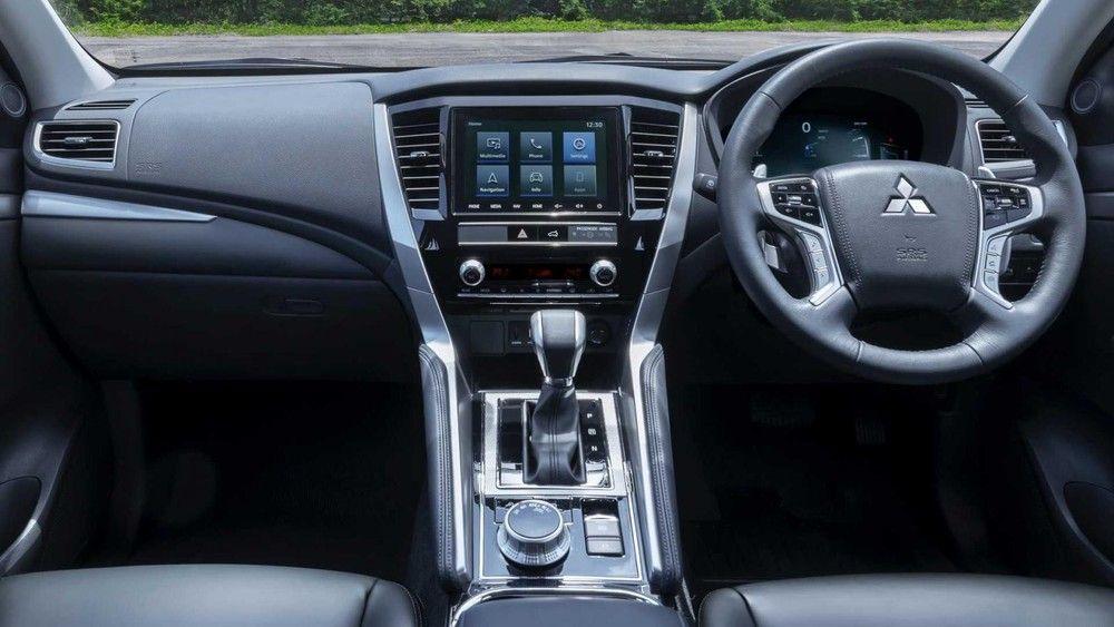 Awesome Mitsubishi Pajero 2020 Interior And Description Di 2020