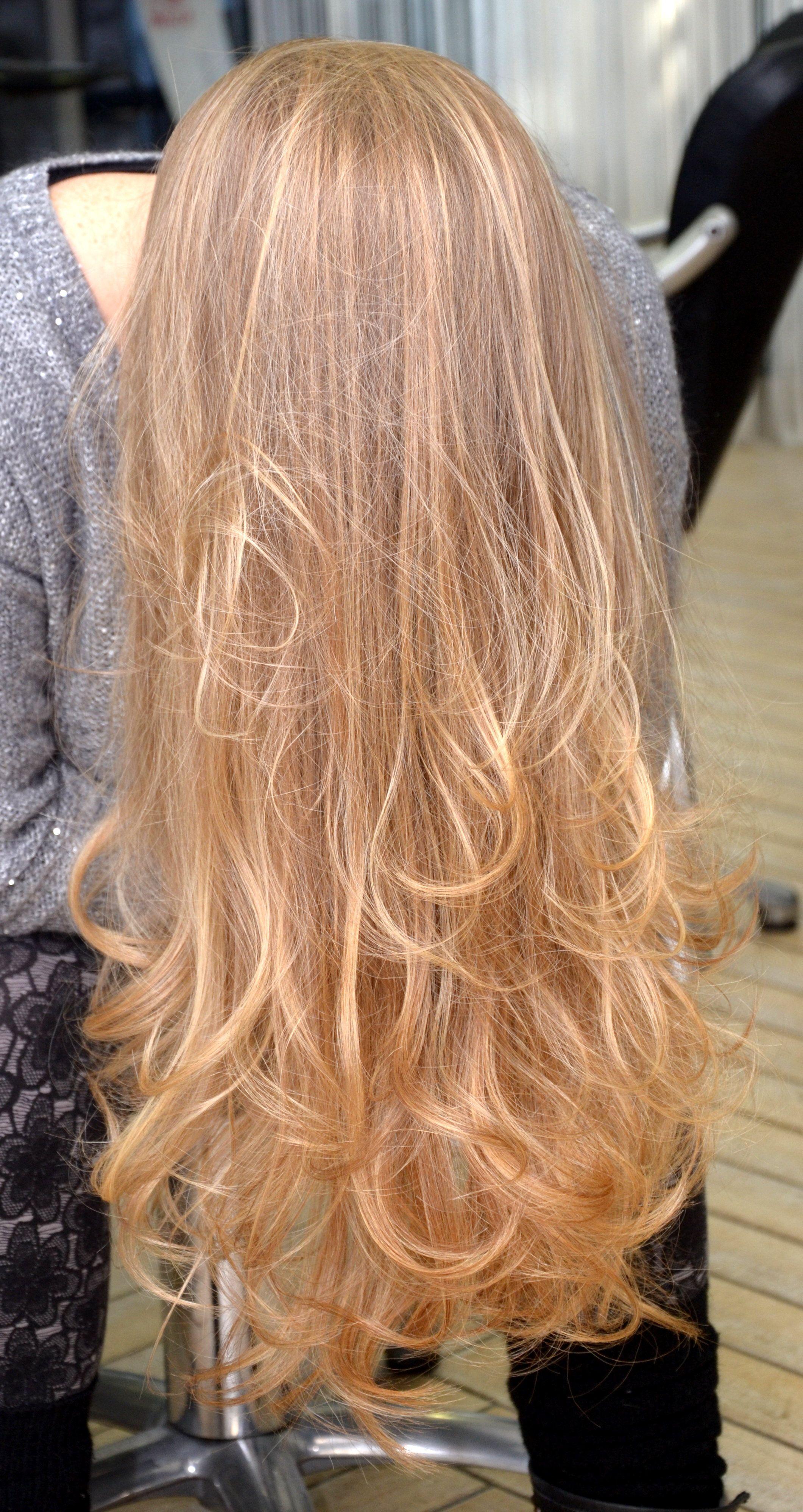 Degrade Xxl Wavy Hair Hair Styles Long Hair Styles