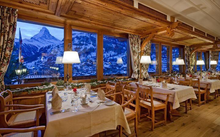 Chalet Hotel Schönegg, Zermatt, Switzerland