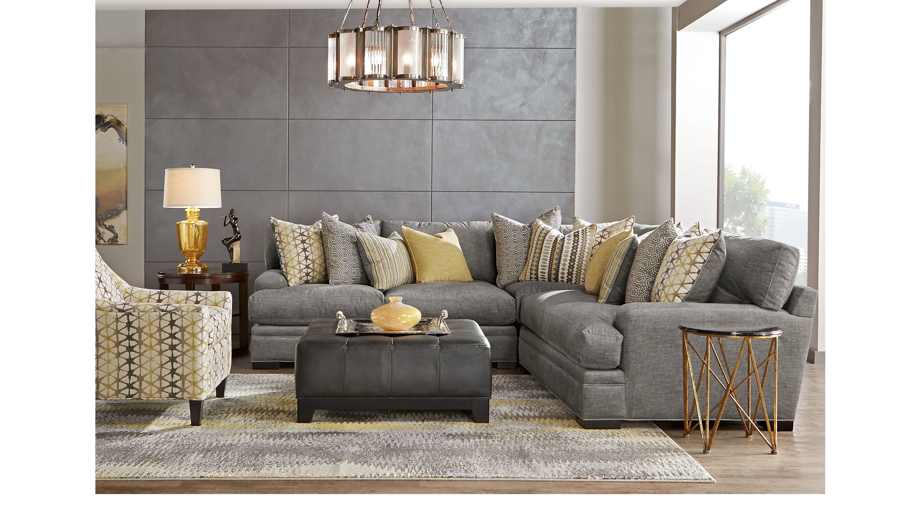 Best Living Room Sets Cindy Crawford Cindy Crawford Home 400 x 300