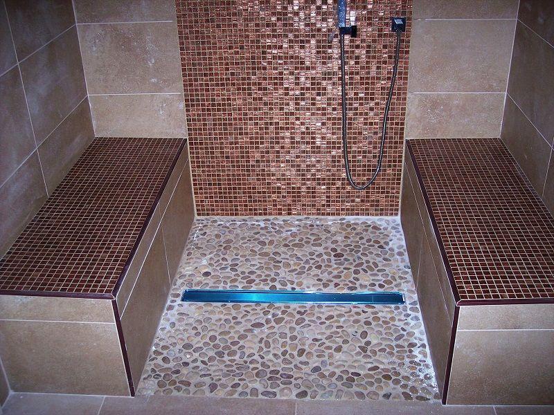 progetti bagno con mosaico | Iemmi Ceramiche | Bagno CV ...