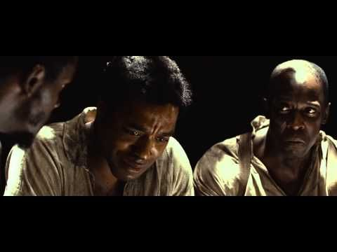 12 Years A Slave Theatrical Trailer - YouTube
