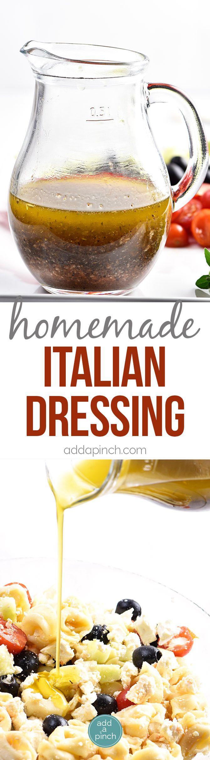 Easy vinegar salad dressing recipes