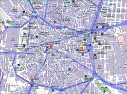 map of madrid - Google Search   Fairfield University in Madrid ...