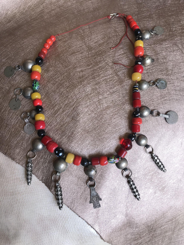 100 Jolie petite Tibétain Star Spacer beads-Argent Antique//Fabrication de Bijoux