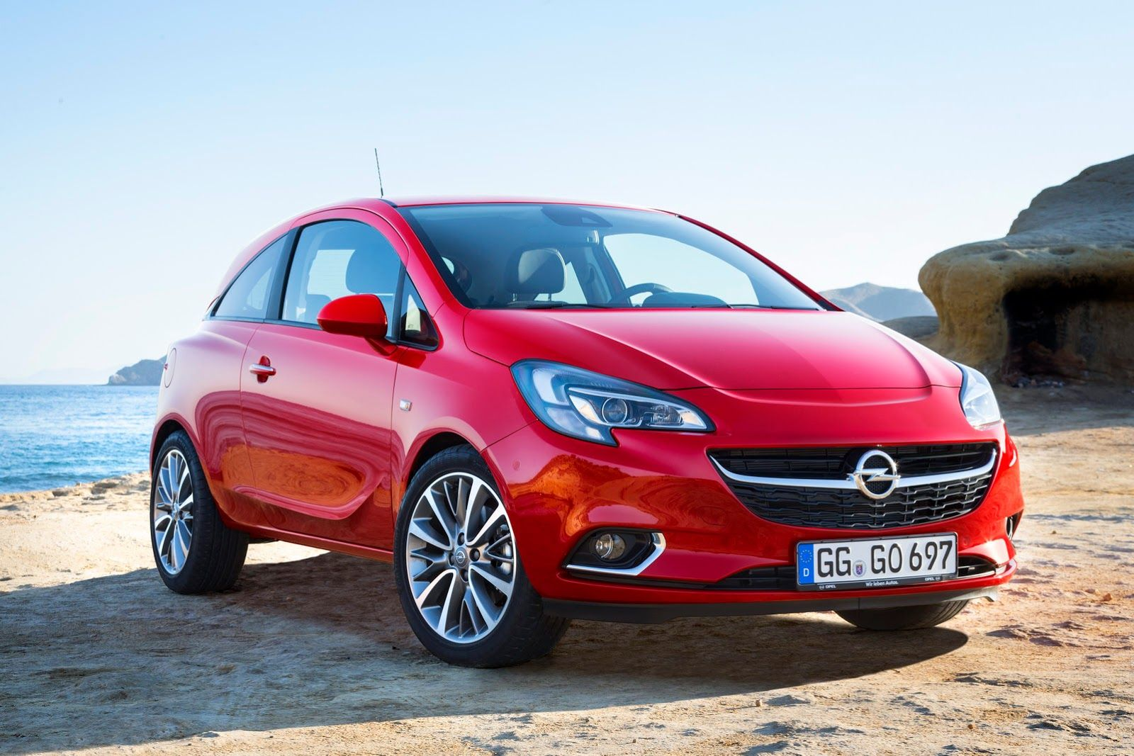 New Vauxhall Corsa 3 Door Preview Hd Wallpapers Http Wallsauto