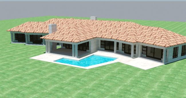 Nethouseplans Com House Plans South Africa Double Storey House Plans Beautiful House Plans