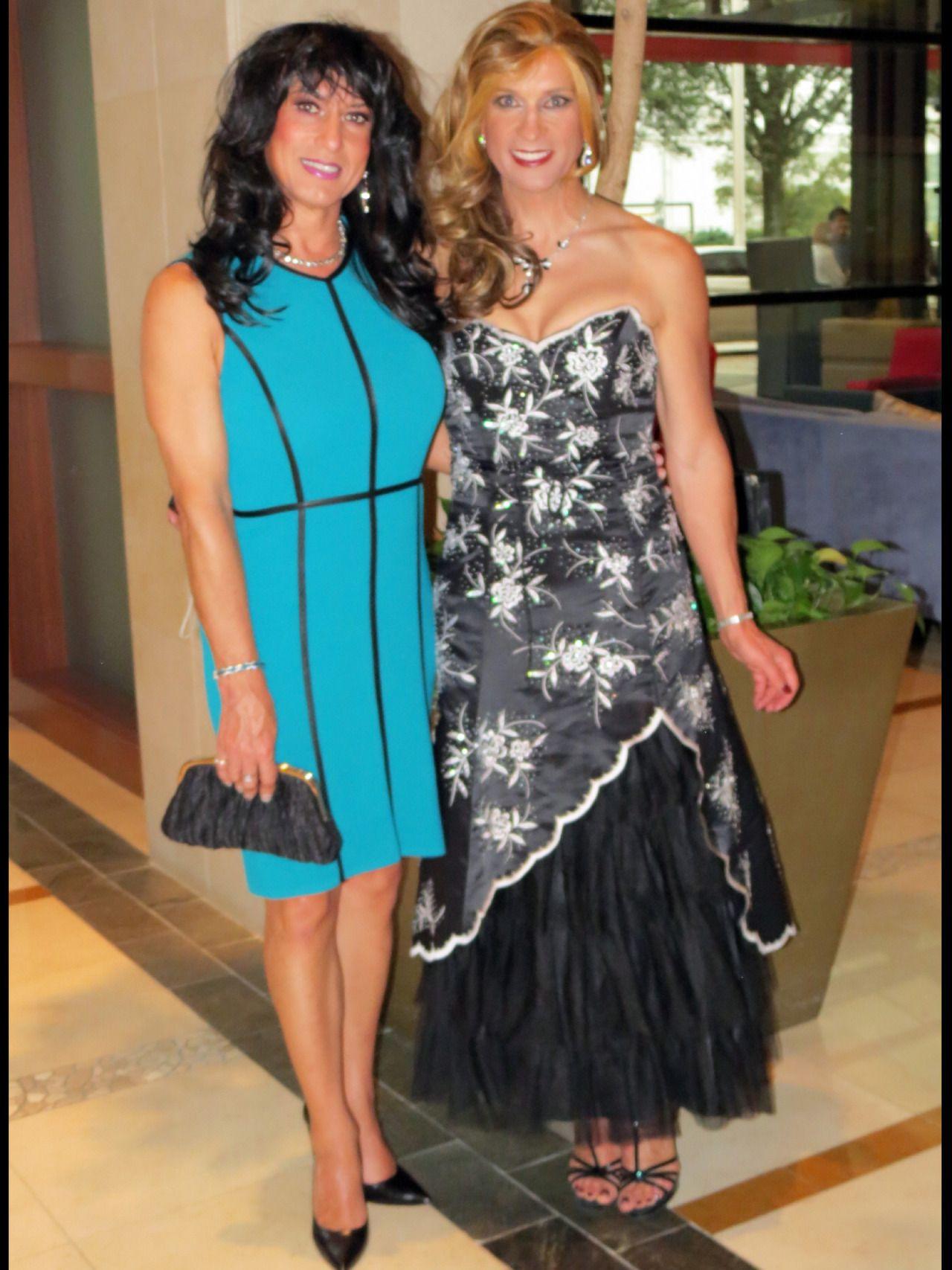 Cristy Garcia and Heidi Phox   Crossdressing   Pinterest   Couples ...