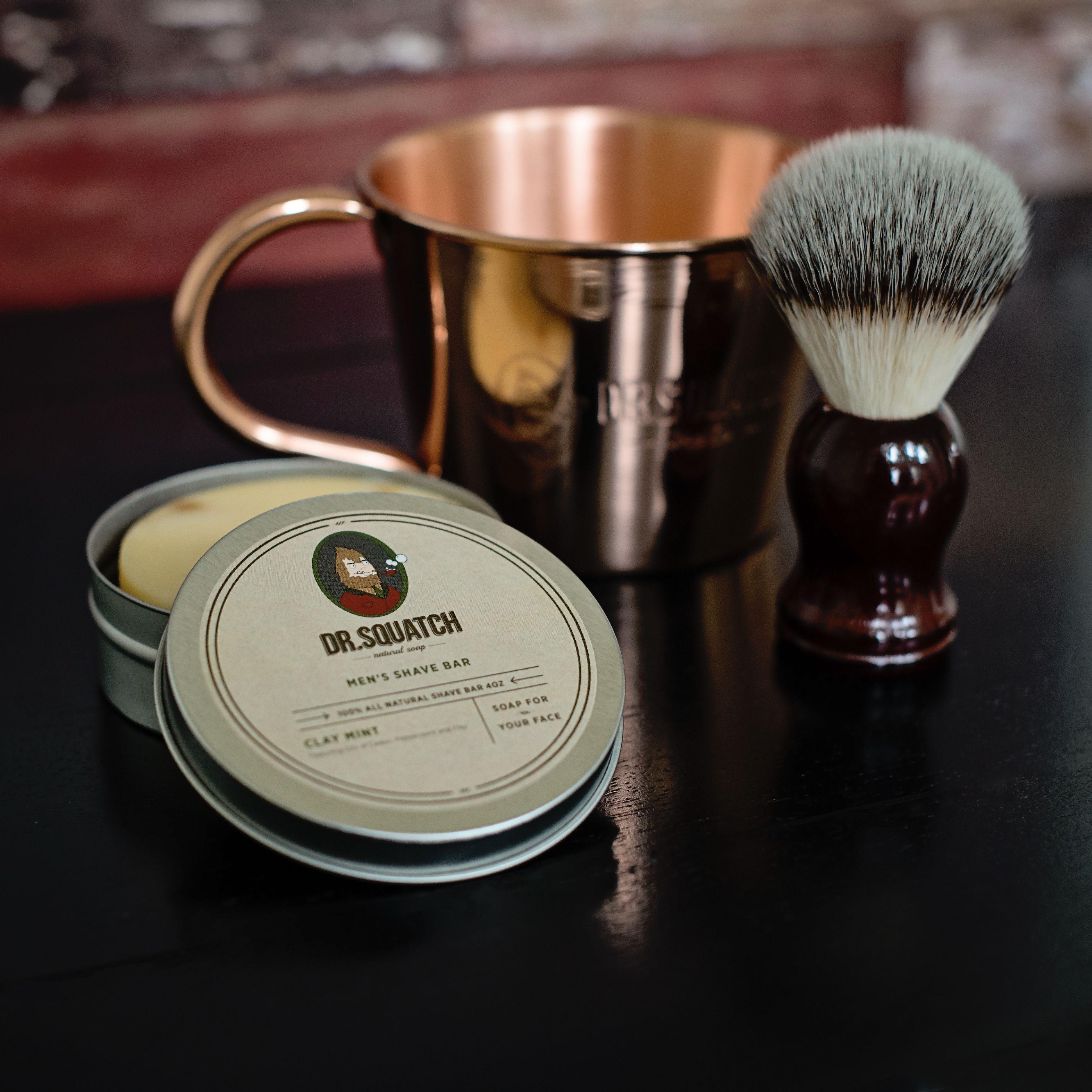 Dr squatch shave kit traditionalshaving shavesoap