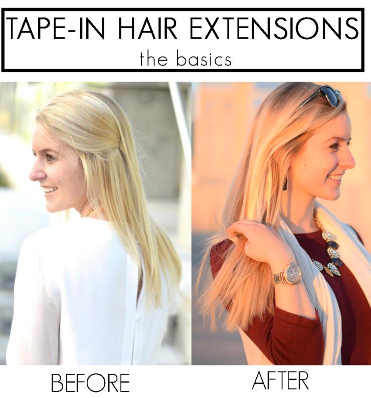 Tape In Hair Extensions 101 Hair Extensions Extensions And Makeup