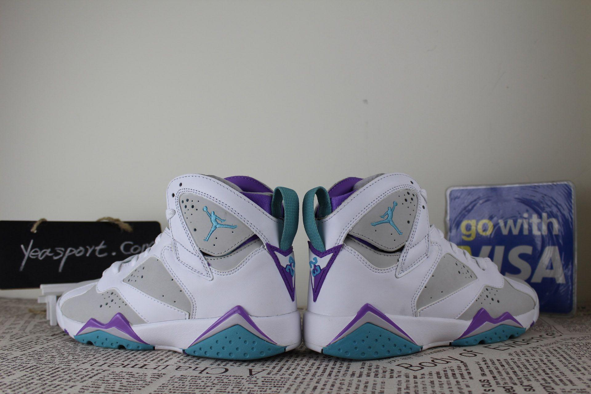 separation shoes 2863a a5b0b Air Jordan 7 Retro Easter GS