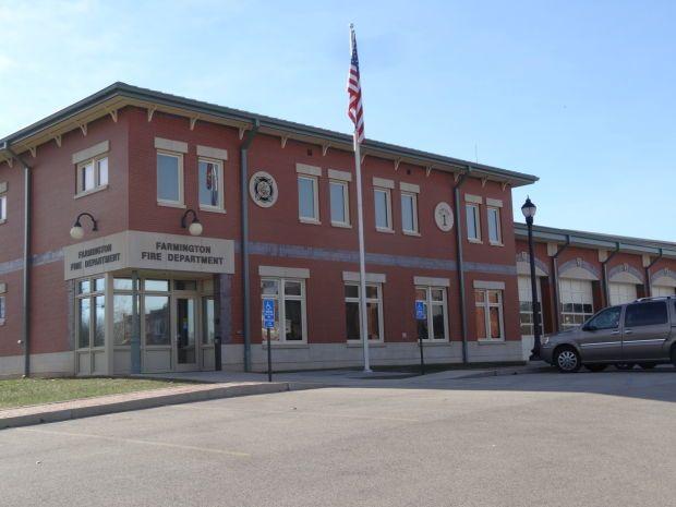 Local Fire Department Receives High Ratings Fire Dept Farmington Fire Department
