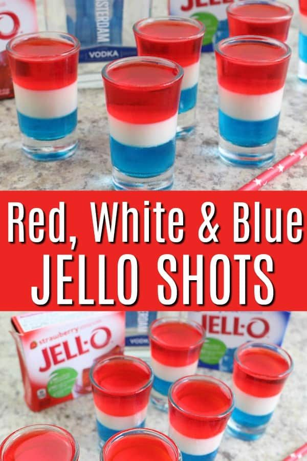20 Red, White, and Blue Drink Ideas
