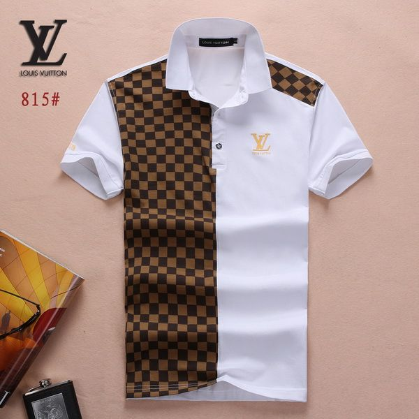 cheap sale Louis Vuitton POLO shirts for men