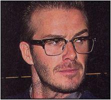 46ed73691a David Beckham in the Dita Statesman glasses