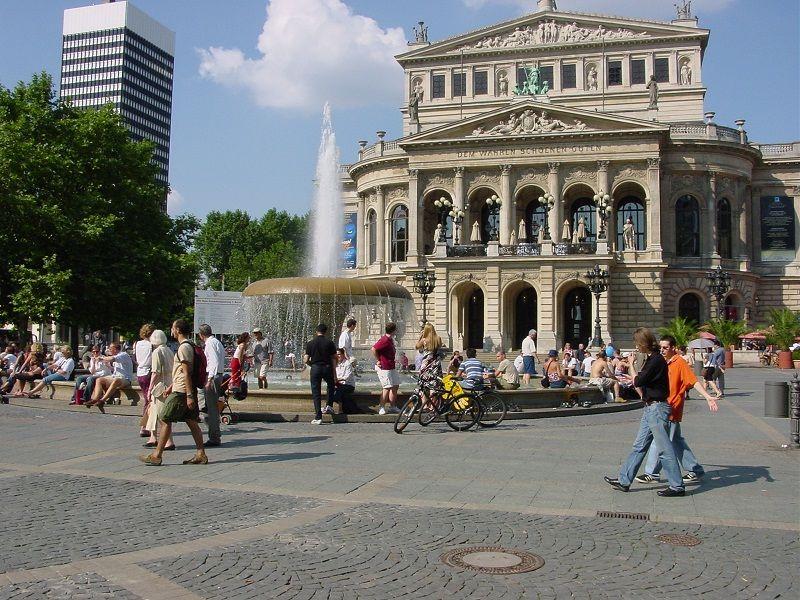 Frankfurt Was Machen