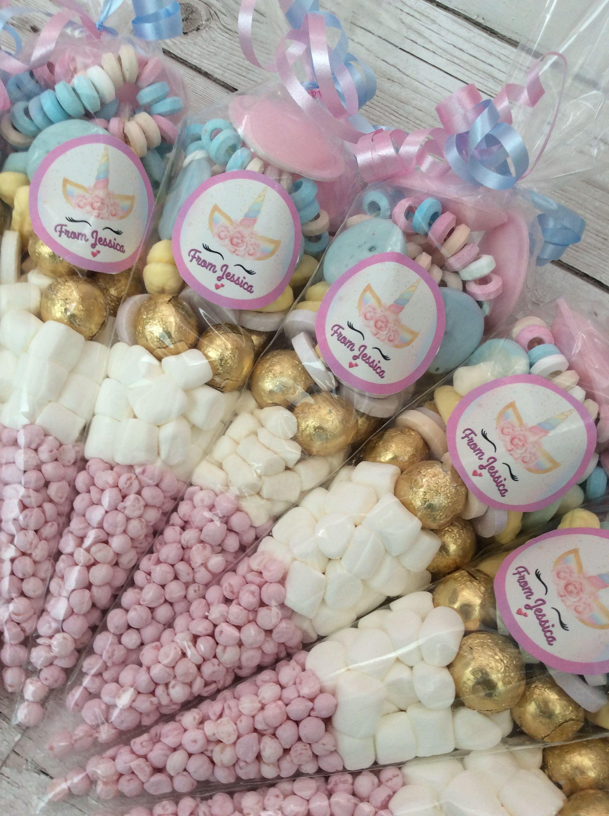 baf8a78fa96 Unicorn sweet cones