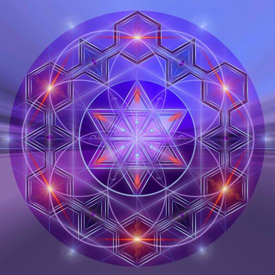 Gratitude ~ Sacred Geometry
