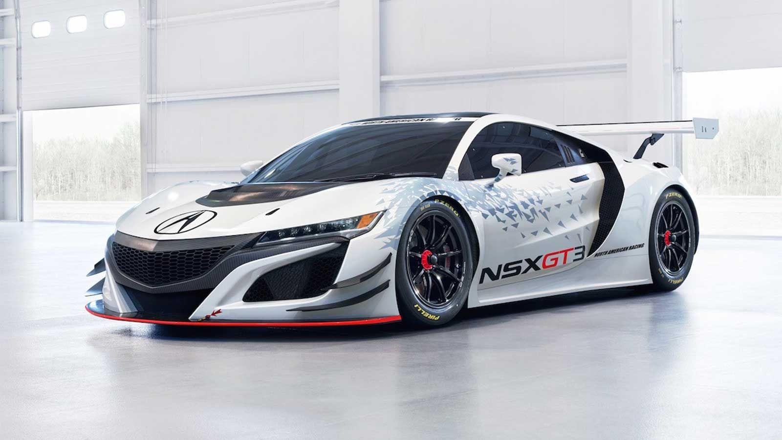 ACURA NSX GT3 RACECAR Nsx, Acura nsx, Acura nsx gt3
