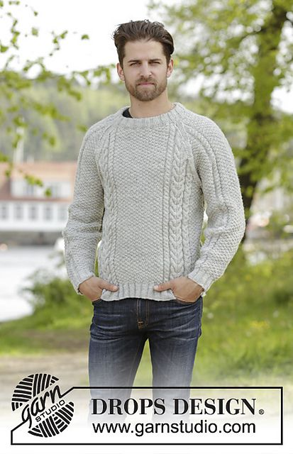 174 15 The Rower Pattern By Drops Design Hiver Knitting