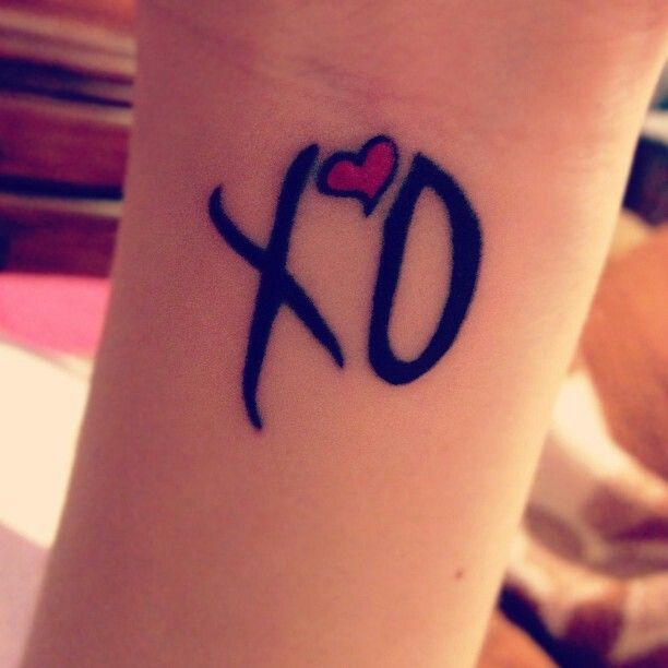 Xo Tattoo Really Considering Getting Something Like This