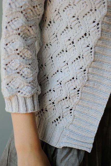 Kara pattern by Cecily Glowik MacDonald