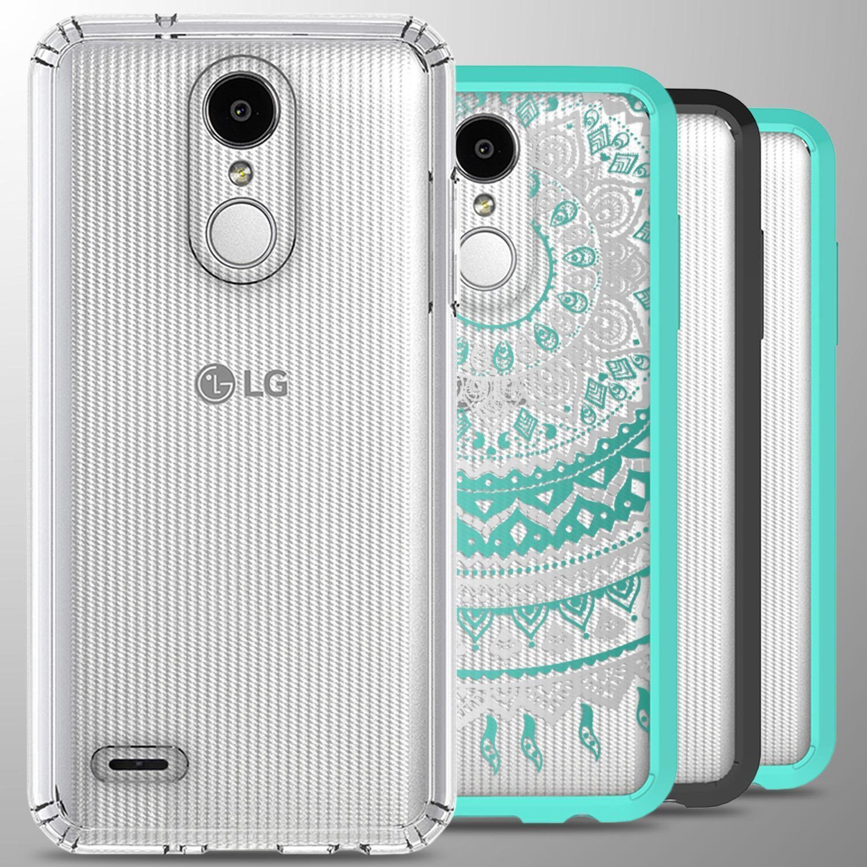 For Lg Tribute Dynasty / Aristo 2 Case Hard Back Bumper Slim Phone
