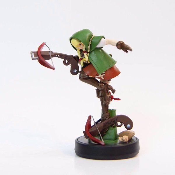 Twitter Amiibo Hyrule Warriors Nintendo Amiibo