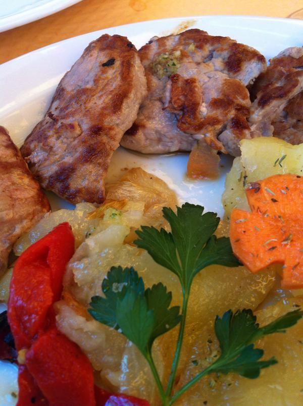 Hoy comiendo sin gluten en Restaurantes en Cordoba Sociedad Plateros María Auxiliadora