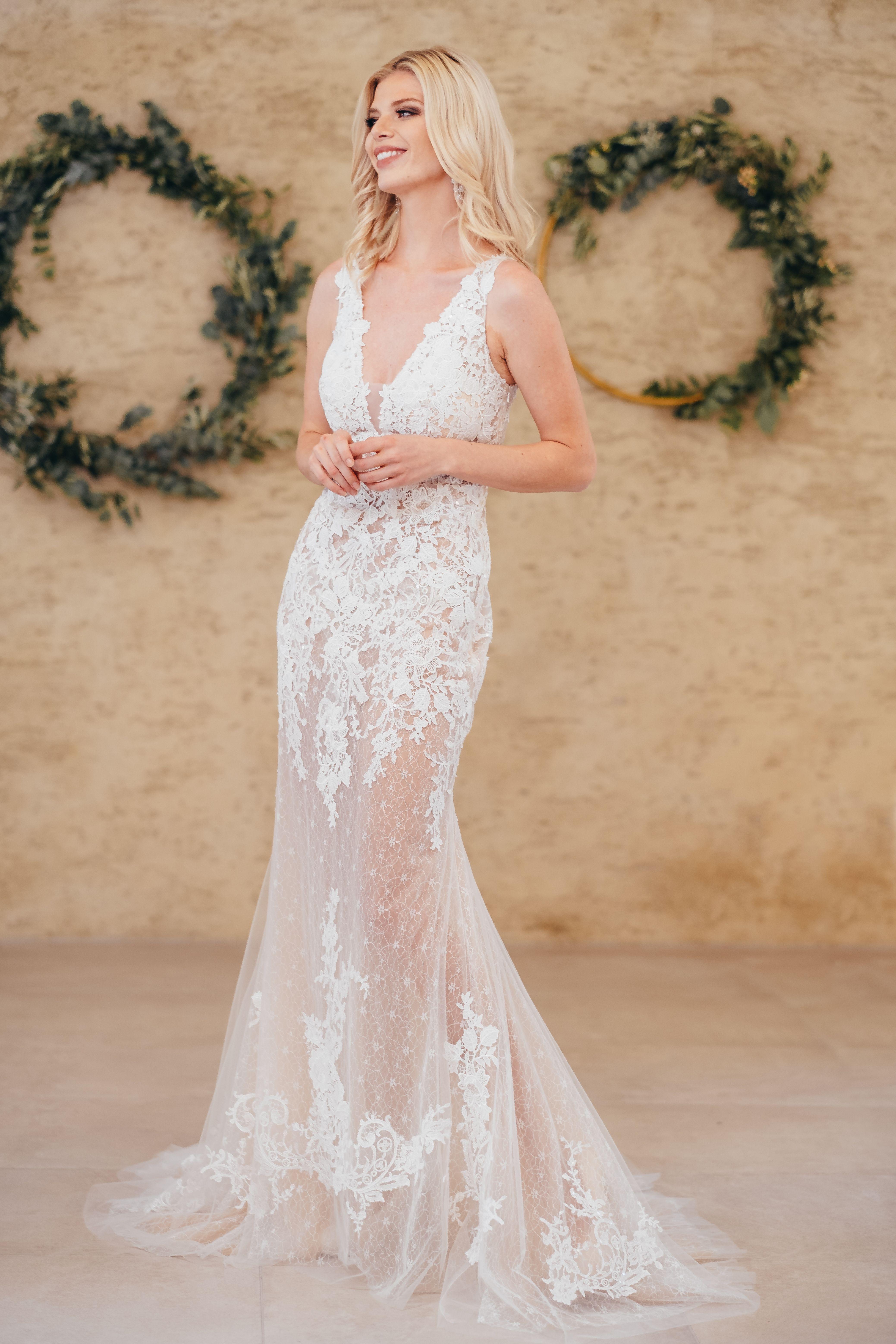 Hochzeitskleid aus der aktuellen Sposa Toscana Kollektion 18